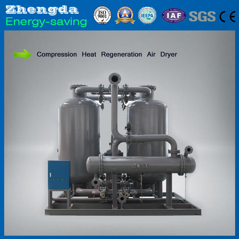 Zyd Air Compressor Desiccant Dryers for Industrial /Chemical