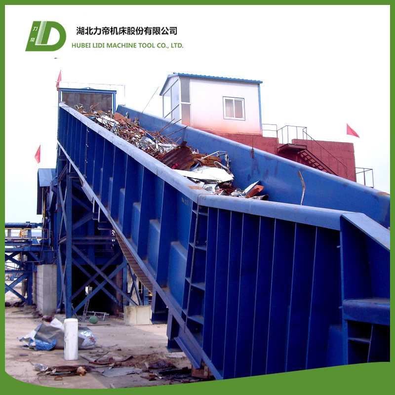 PSX-80104 Scrap Metal Shredder for Metal Recycling