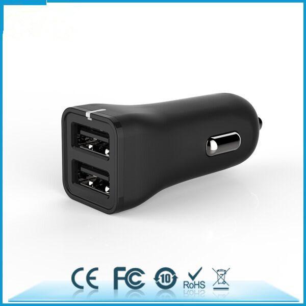 2.4 a Mini Dual USB Car Charger