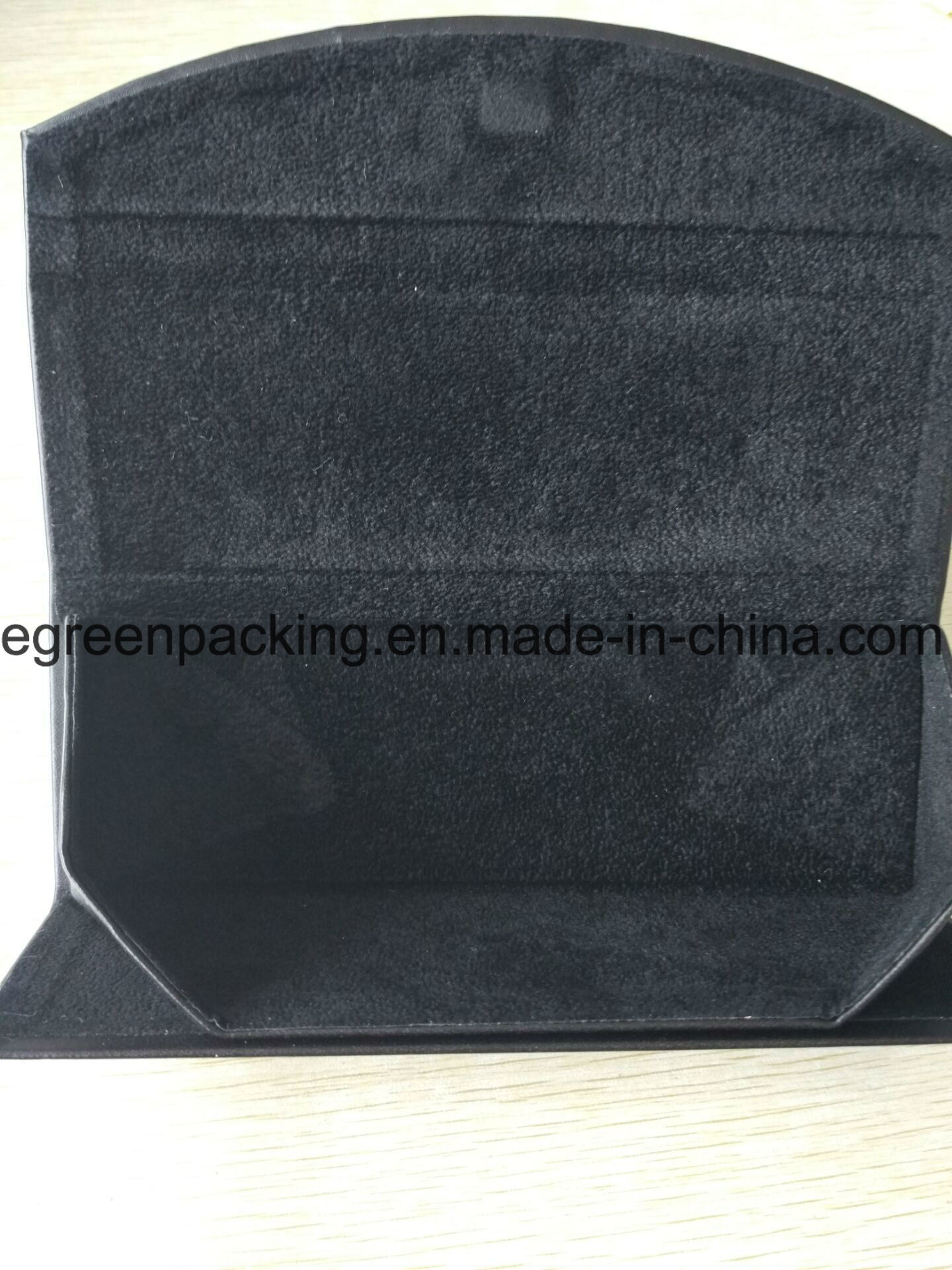 Eyeglasses Handcrafted Case /Triangle Folding Case (PZ1)