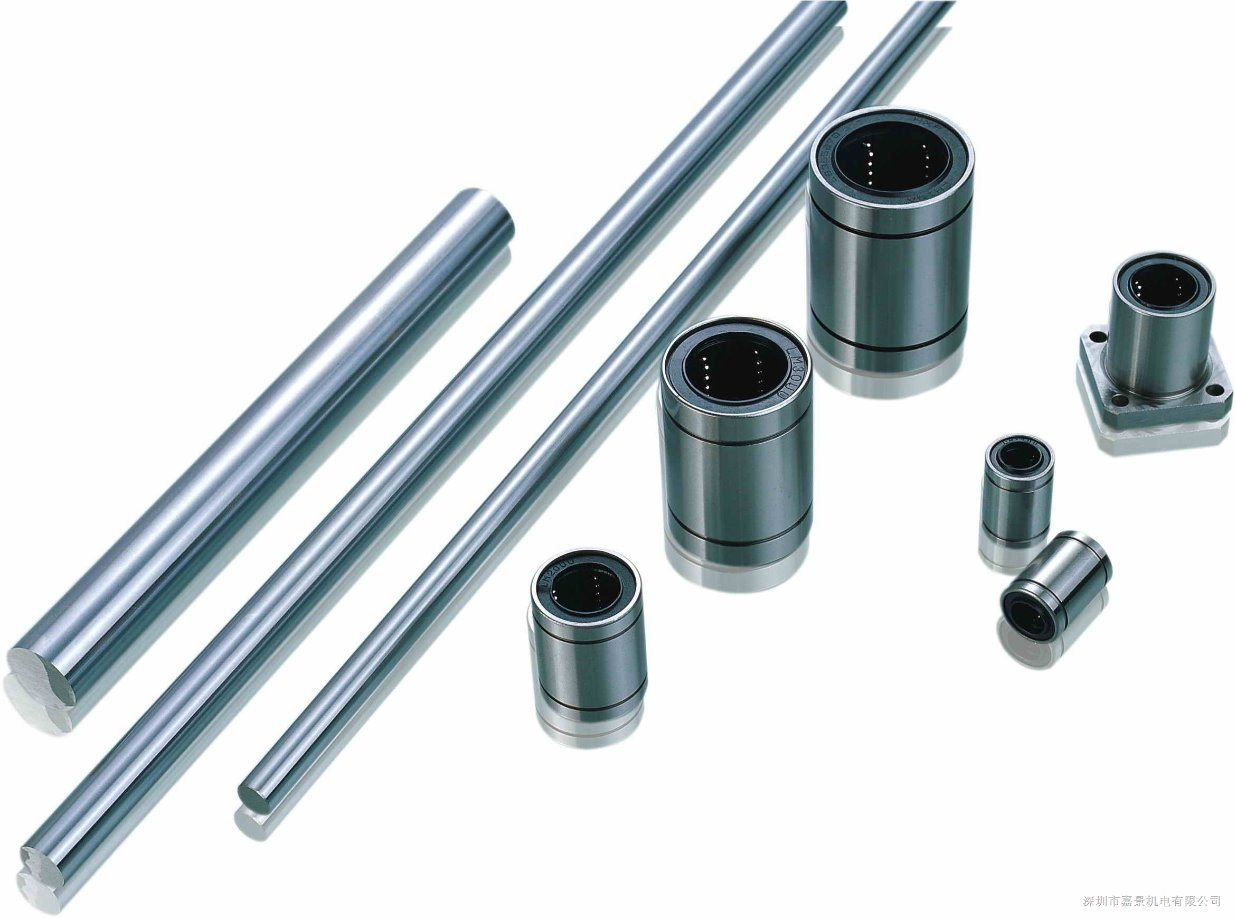 Lm Series Linear Bearing for Linear Motion System