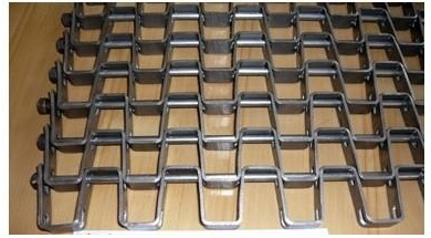 Conveyor Belt Mesh for Heavy Conveying, Packing, Boating