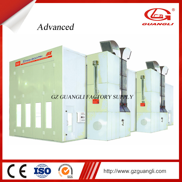 Gl3000-C1 Professional Manufacturer Large Spray Paint Booth for Truck/Bus