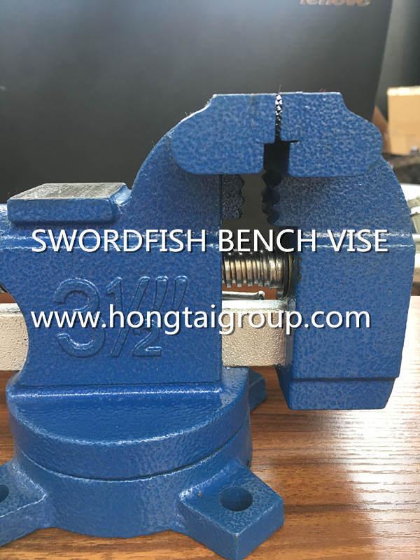 Swordfish Vice Home Bench Vise