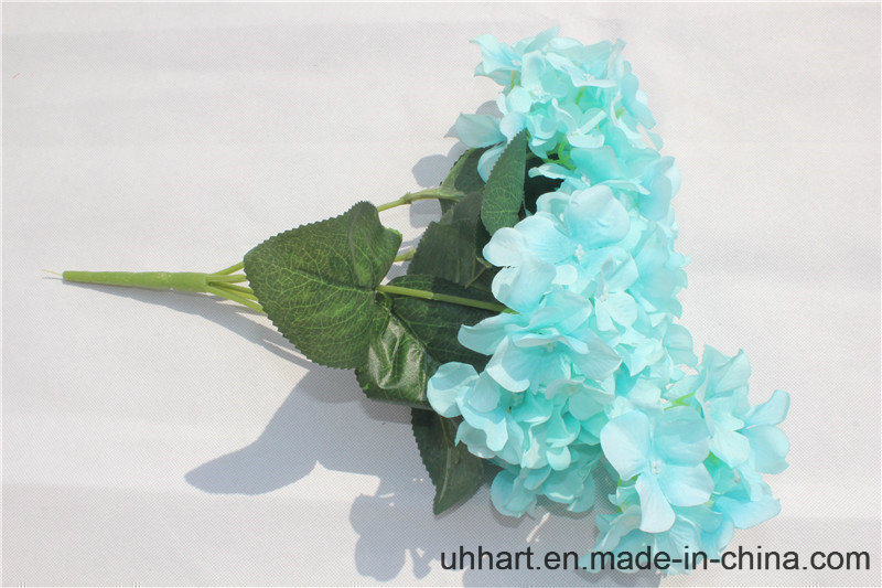 2017 Hot Selling Fake Hydrangea Flower Wholesale Artificial Flowers