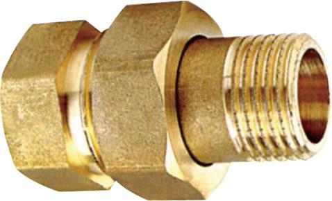 Standard High Quality Brass Fittings (EM-F-10)