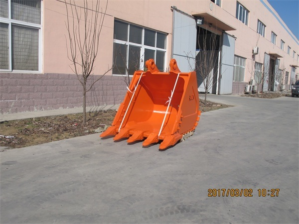 China Excellent All Kinds Excavator Attachments Zx360 Bucket