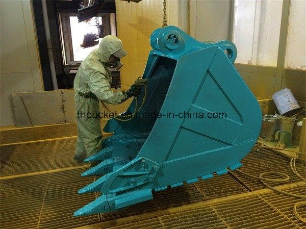 Sk210 Heavy Duty Standard Bucket for Kobelco Excacator Bucket