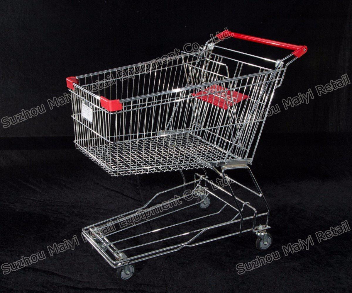 Retail Store Supermarket Convenient Shopping Cart