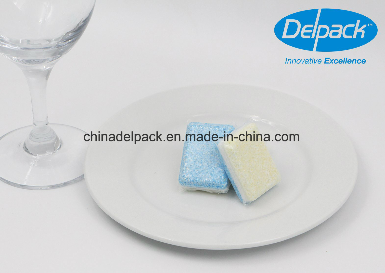 OEM&ODM Phosphate Free and Lemon Fragrance Dishwashing Detergent Tablets, New Formula Dishwashing Detergent Tablets