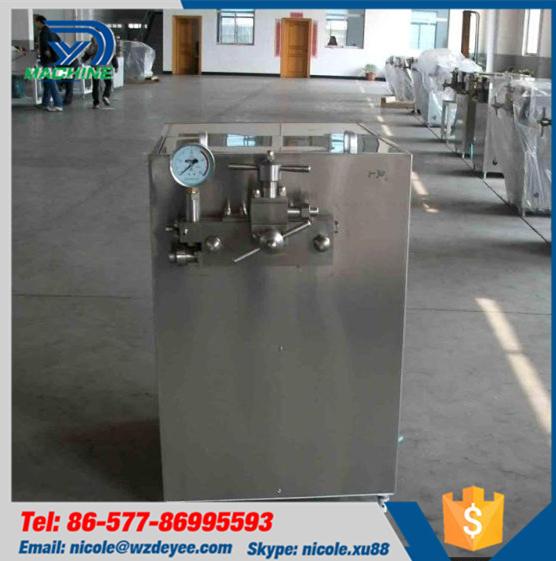 High Pressure Juice Homogenizer 0.5/25MPa