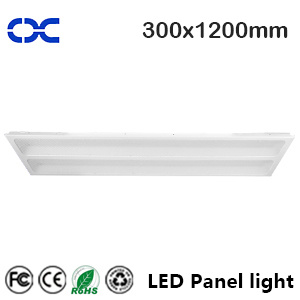48W 300*1200mm Square Ceiling Light Indoor Lighting LED Panel
