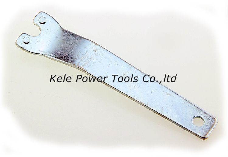 Spanner for Power Tool Use