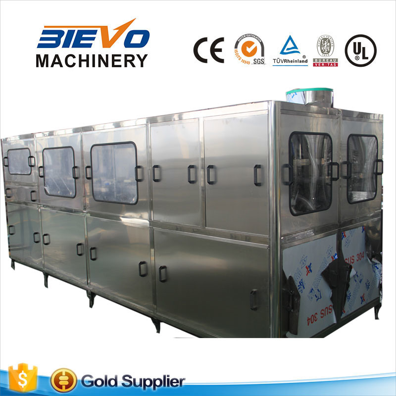 High Quality Automatic 5 Gallon Bucket Water Filling Machine