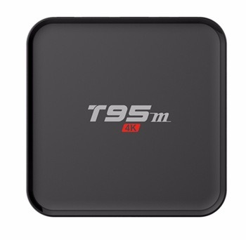 New Arrvial T95m S905 Android TV Box Quad Core Amlogic