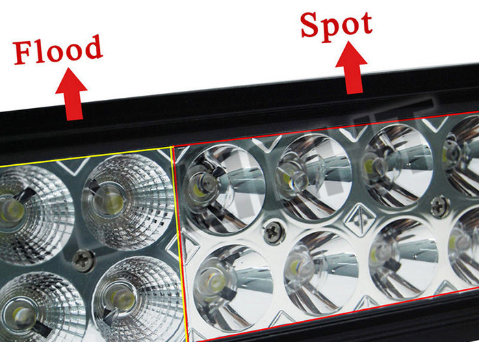 Waterproof LED Light Bar LED Bar Light 10-30 V Offroad LED Working Light Bar