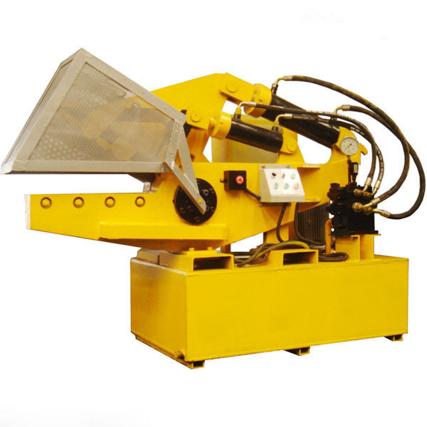Shear Alligator Shear Hydraulic Machine Cutting Scrap Steel, Copper, Aluminum (Q08-63)
