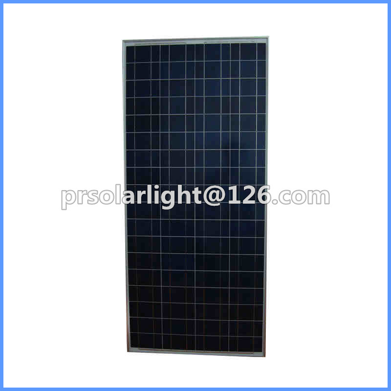 200W High Efficiency Poly Renewable Energy Saving Solar Panel Module