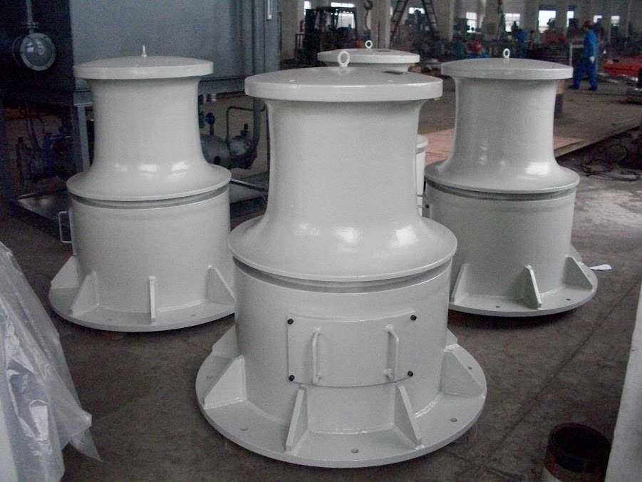 Horizontal or Vertical Windlass Capstan Electric & Hydraulic Marine Anchor Capstan