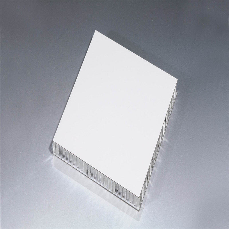 Exterior Wall Cladding Aluminum Honeycomb Panels Prices (HR743)