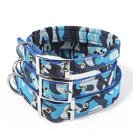 Pet Dog Cat Camouflage Collar (c001)