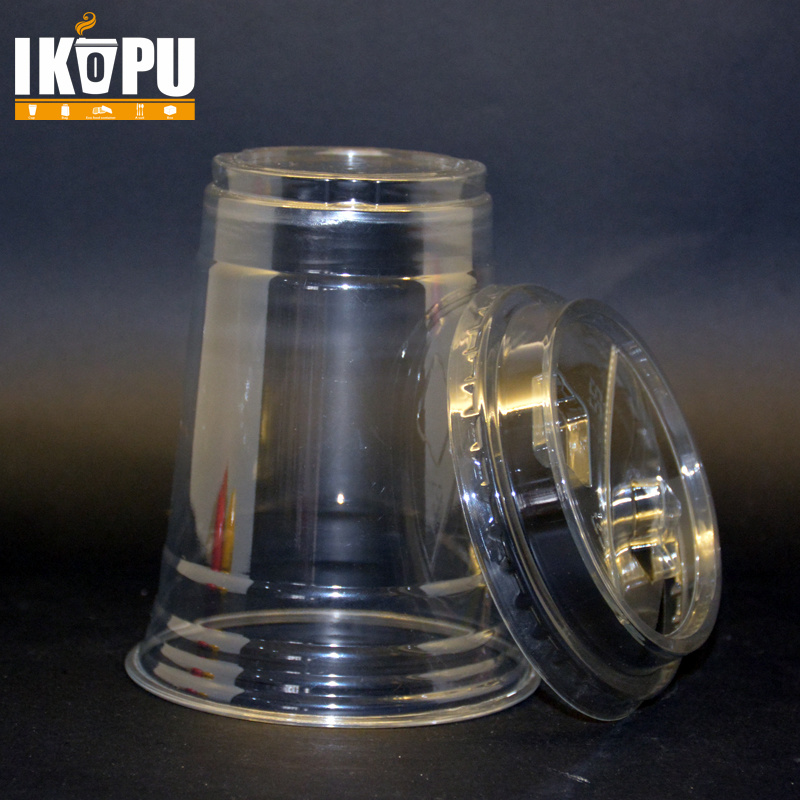 Disposable Clear Plastic Cups for Export