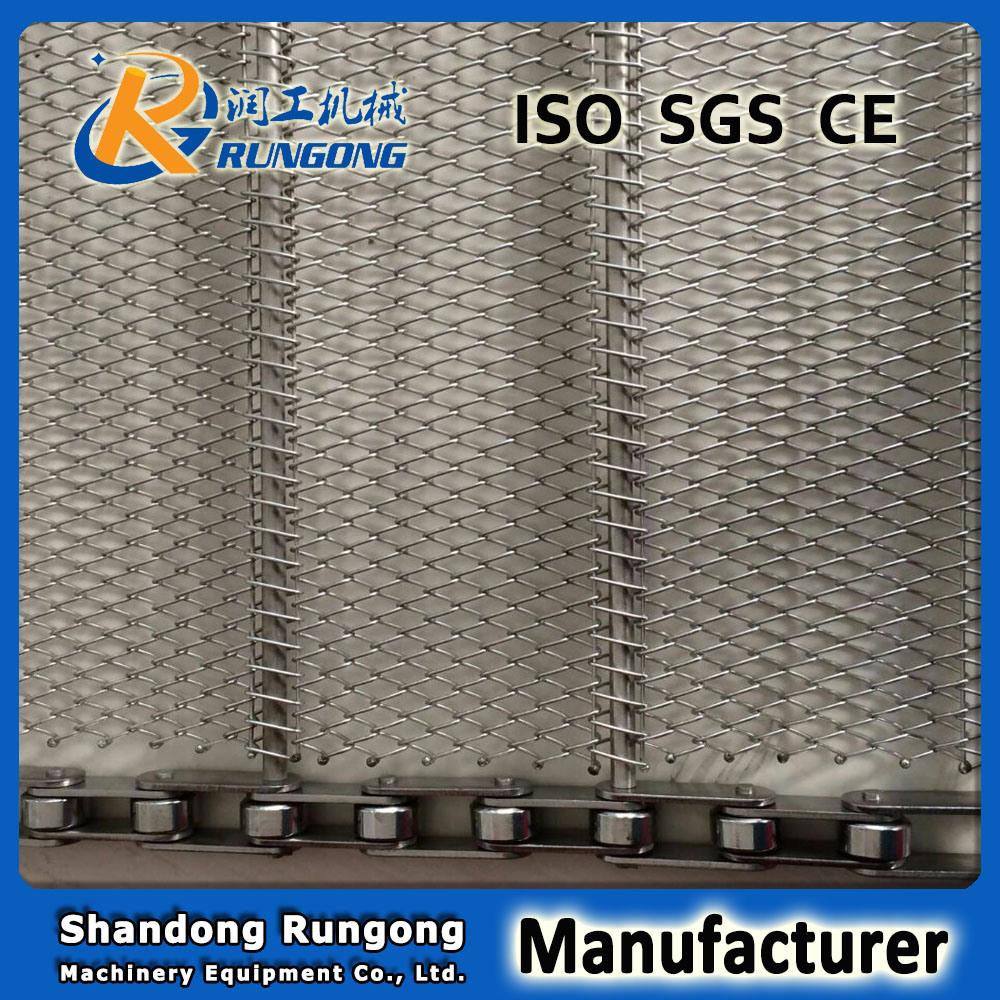 Chain Link Conveyor Belt