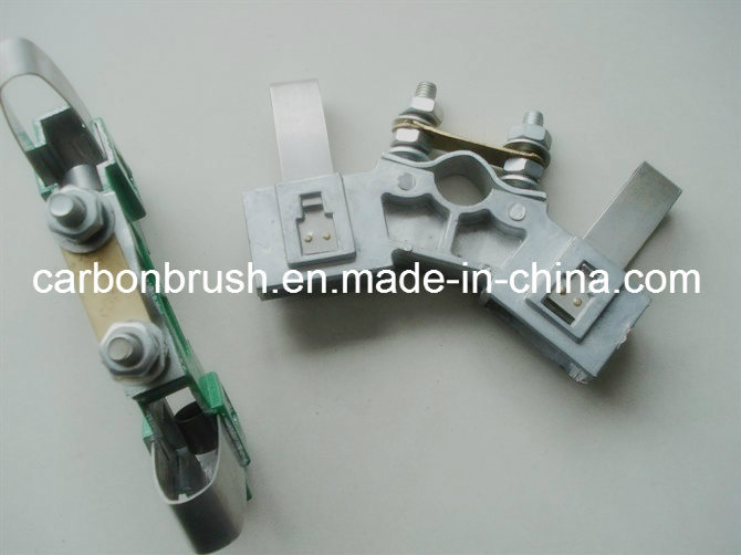 high quality aluminum carbon brush holder for electric motors