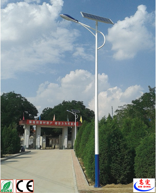 Solar Power Street Light Ce CCC Certification Approved Aluminium 90 Watt LED Street Light