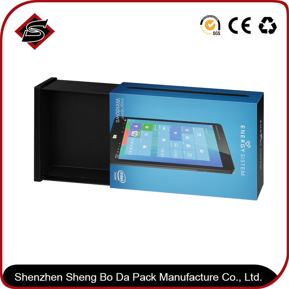 4c Printing Paper Packaging Box for Electronic Products