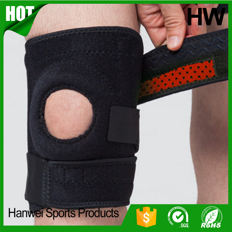 Best Selling Injury Prevention Neoprene Knee Brace (HW-KS002)