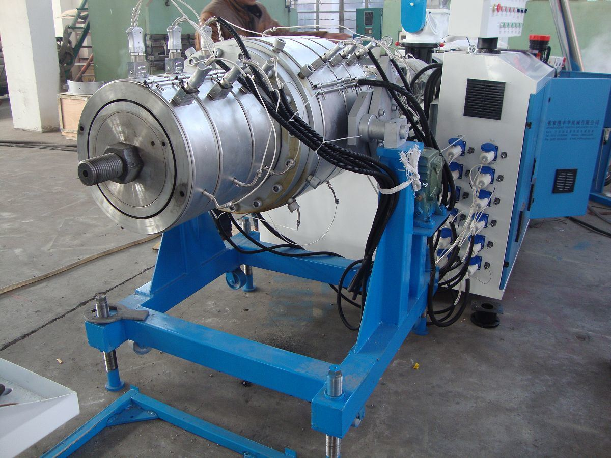 Plastic Pipe Making Machine of PVC Pipe Machine