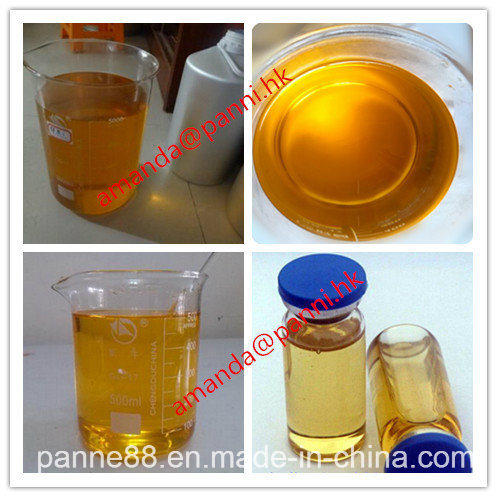 Man Muscle Buuilding Oil Trenbolone Acetate 80mg/Ml 100mg/Ml 200mg/Ml Dosage