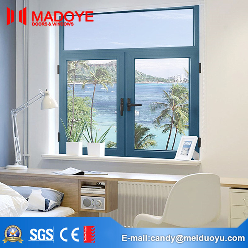 Good Quality Aluminum Swing Window with Various Designs