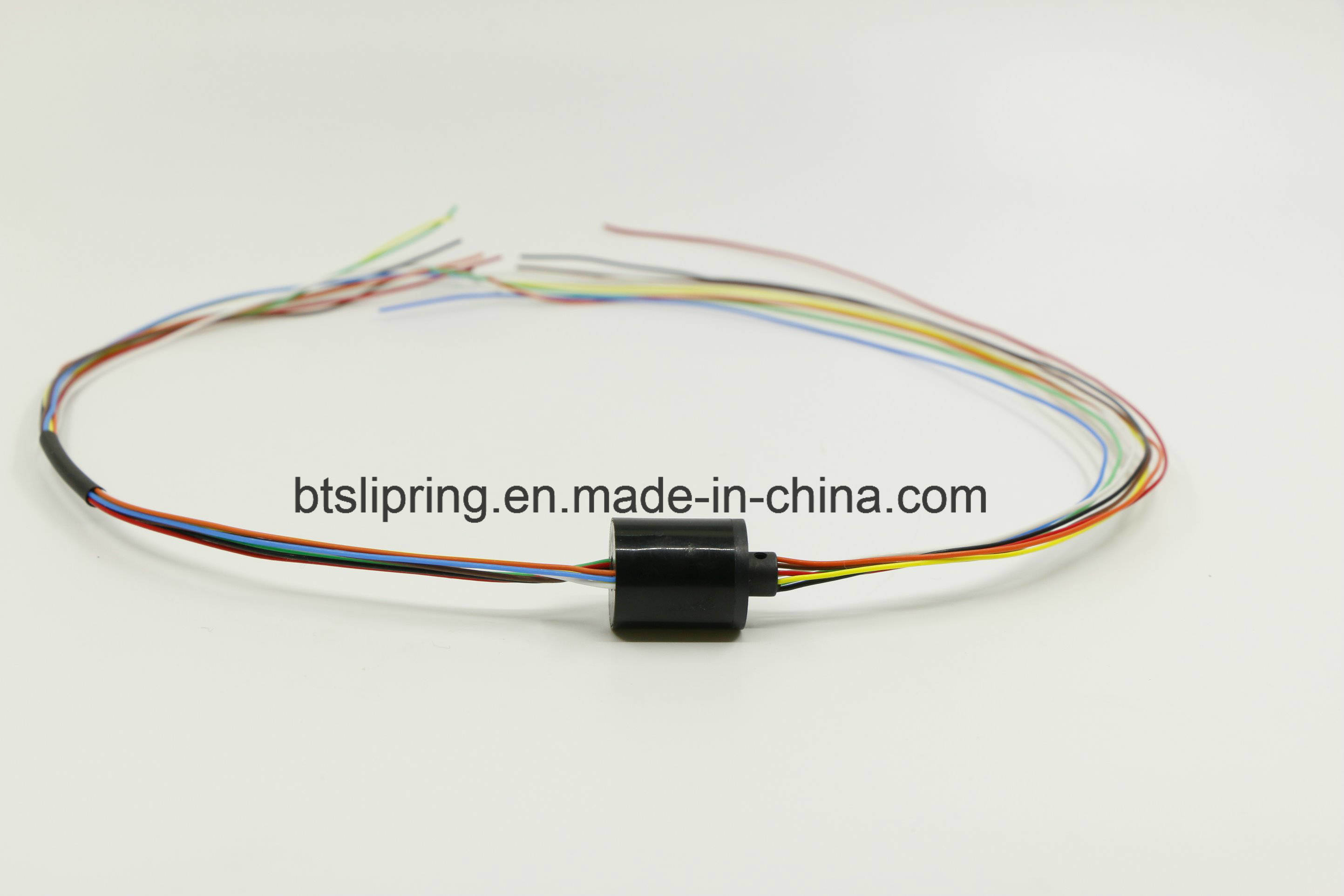 Stocked 3mm Inner Hole Slip Ring on Special Offer with Ce, FCC, RoHS