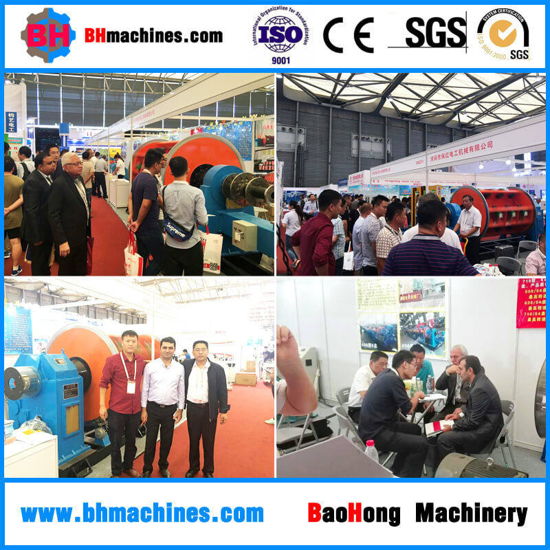 Electric Cable Machine From China