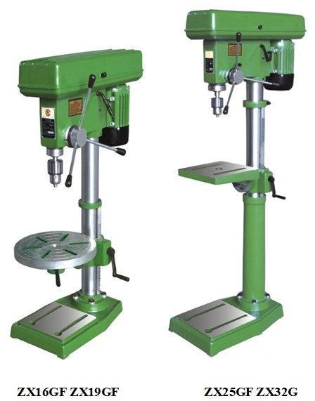 Column Type Drill Press with CE Approved (ZX25GF ZX32GF)