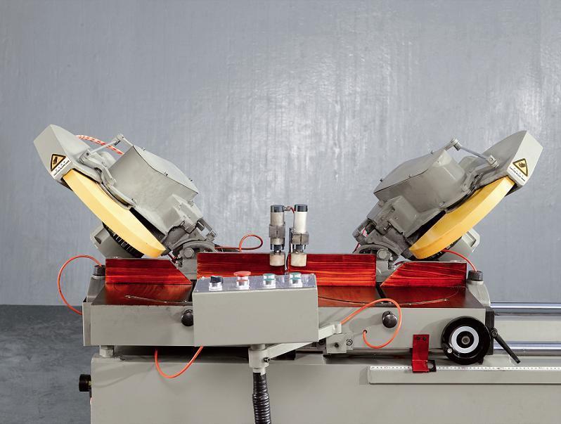 Kt-383c Aluminum Window Double Mitre Saw/ Aluminum Cutting Machine