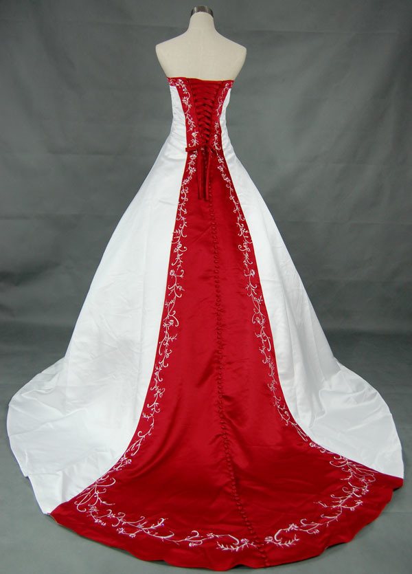 China 2007 Brand New Casual Wedding Gowns