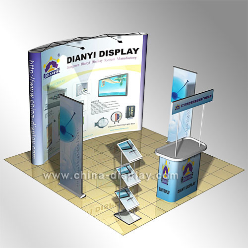 Trade Show Booth Equipment : China trade show booth