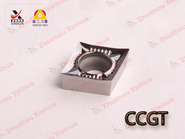 Tungsten Carbide Aluminium Turning Inserts (CCGT120404)