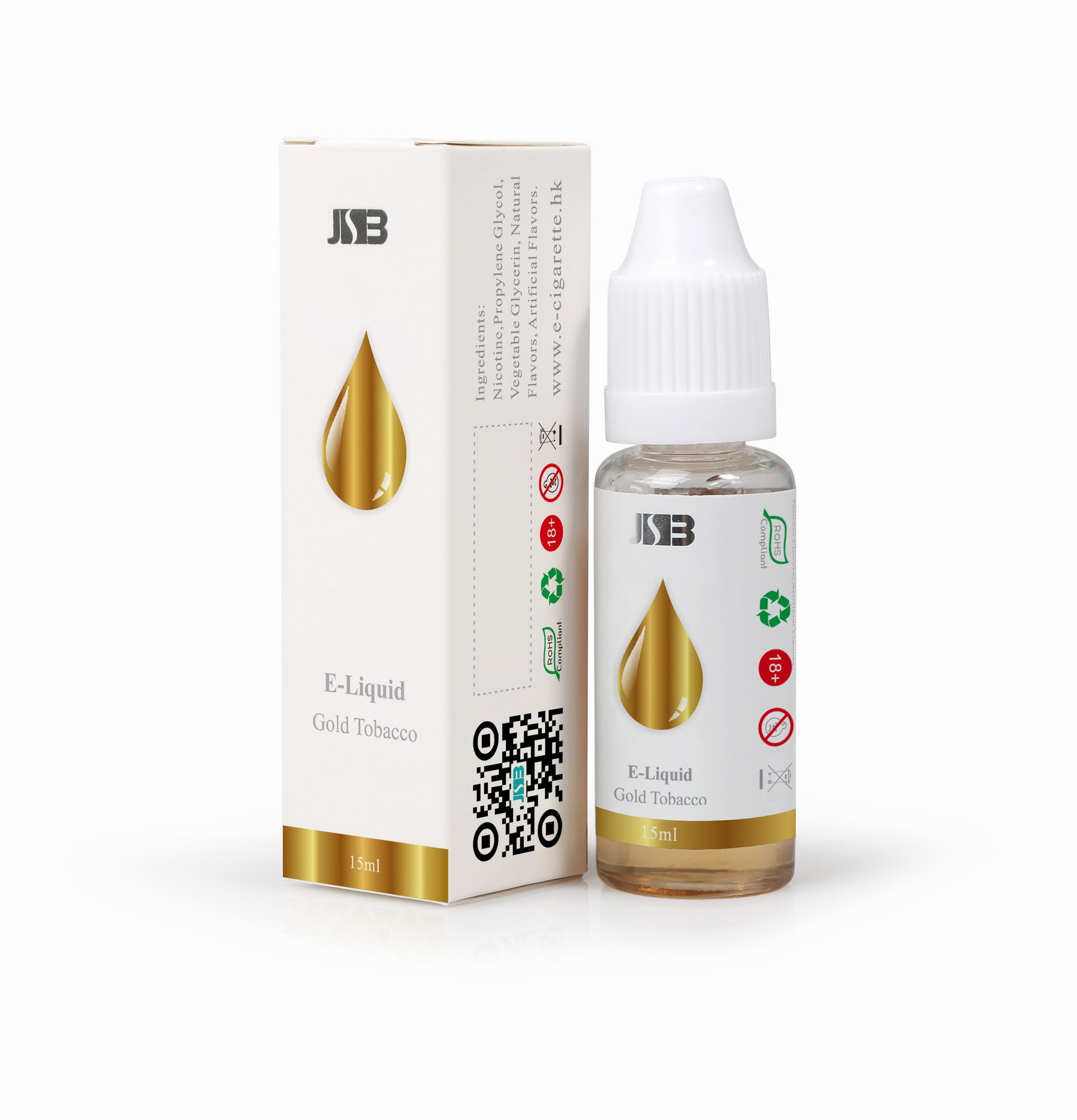 E cigarette juices - Biosilk serum