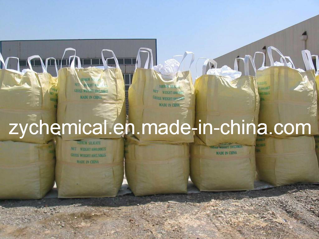 Water Glass, Sodium Silicate Solid, Purity: 99%Min, Modulus: 2.0-3.5