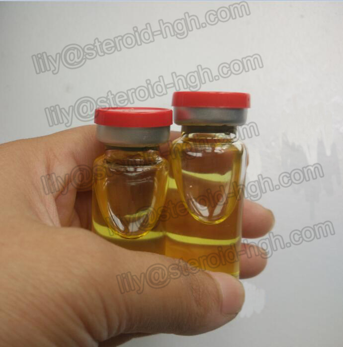 Injectable Vials Steroids Drostanolone Propionate 100mg/Ml