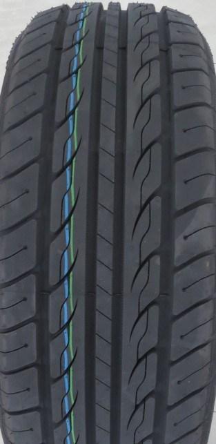 Semi-Steel Radial Tyre (205/55R16)