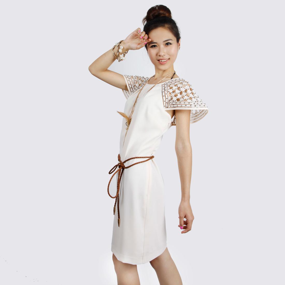 Ladies dress sm41489