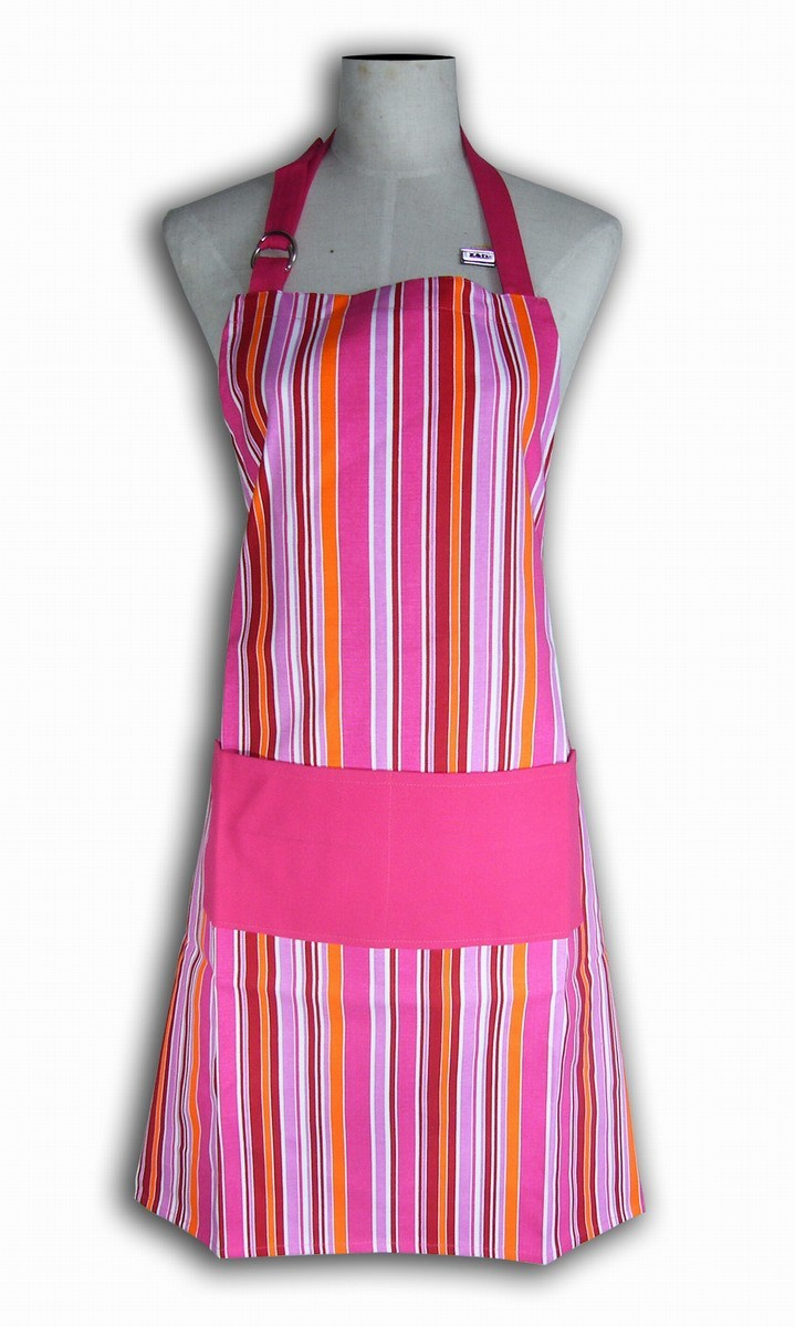 China Kitchen Apron - China cotton apron, cooking apron
