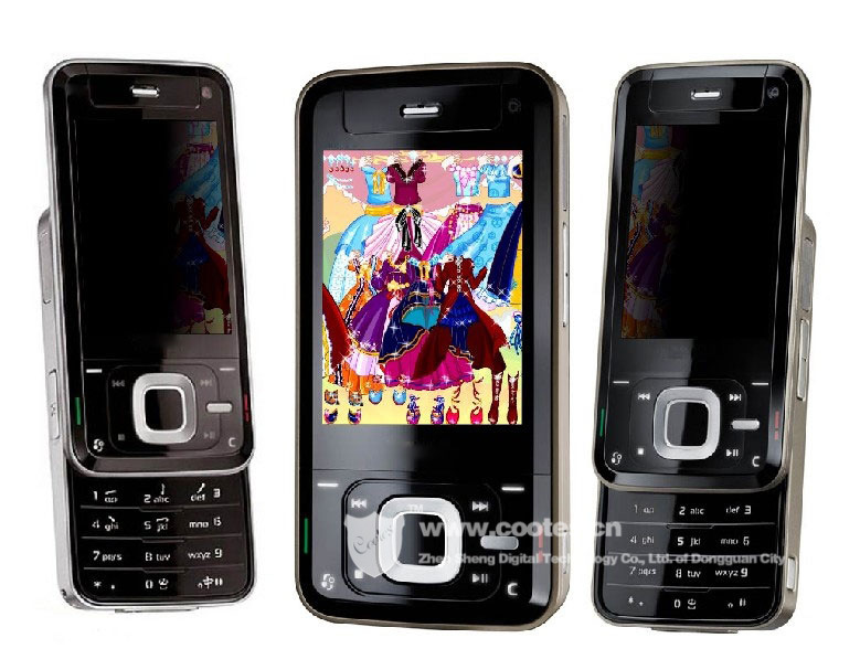 China Privacy Invisible Guard for Nokia Slide Phone - China Anti ...