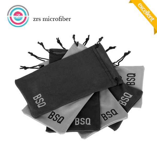 China Leader Microfiber Factory for Sunglasses Pouch