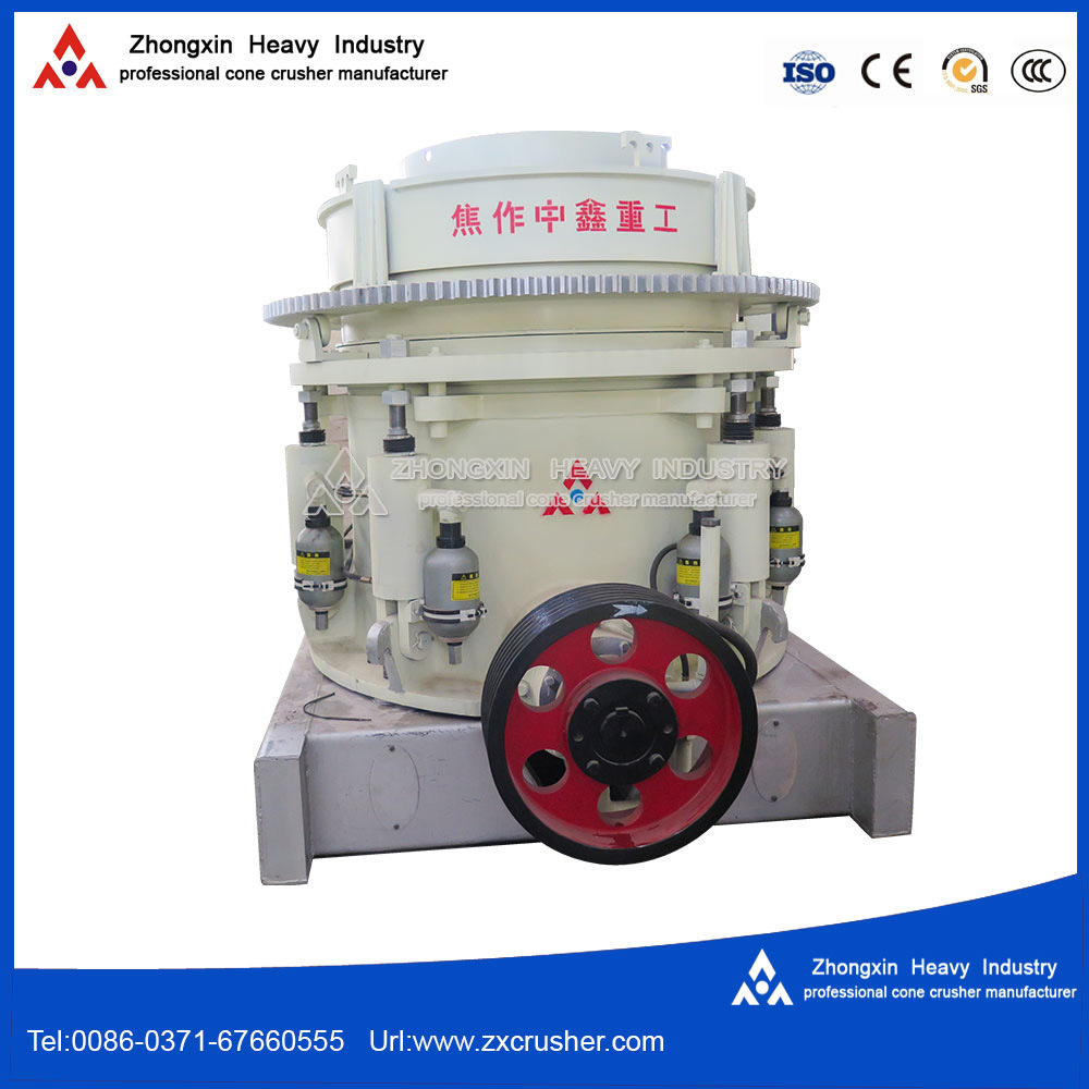 Xhp Series Hydraulic Cone Crusher